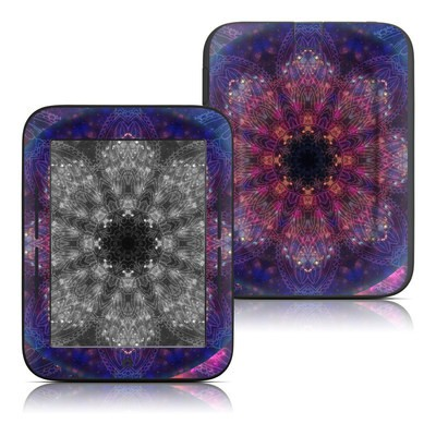 Barnes and Noble Nook Touch Skin - Galactic Mandala