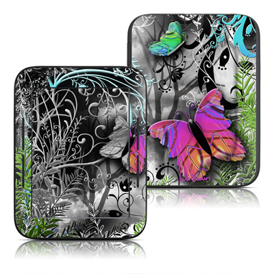 Barnes and Noble Nook Touch Skin - Goth Forest