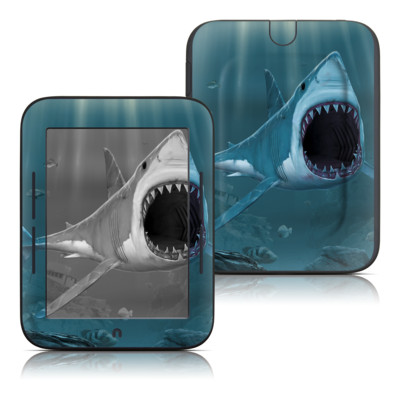 Barnes and Noble Nook Touch Skin - Great White