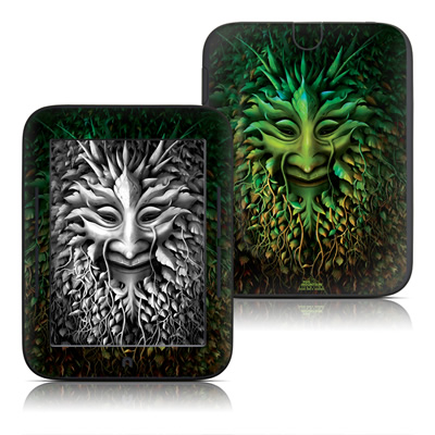 Barnes and Noble Nook Touch Skin - Greenman