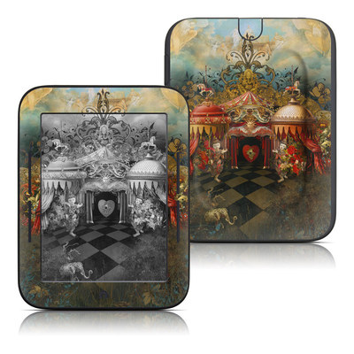 Barnes and Noble Nook Touch Skin - Imaginarium