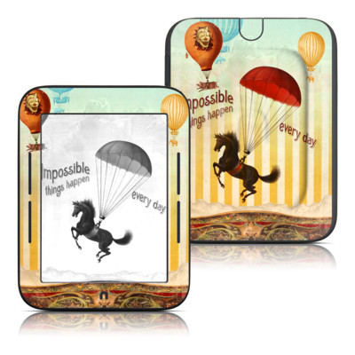 Barnes and Noble Nook Touch Skin - Impossible