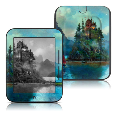 Barnes and Noble Nook Touch Skin - Journey's End