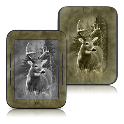 Barnes and Noble Nook Touch Skin - Lone Buck