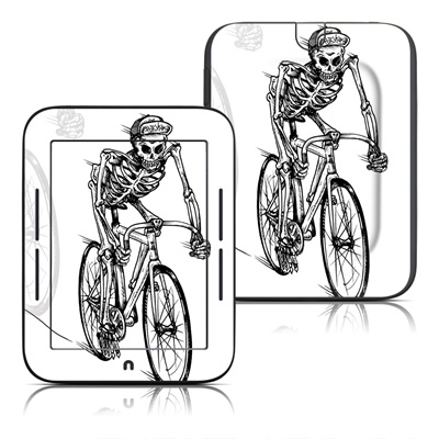 Barnes and Noble Nook Touch Skin - Lone Rider