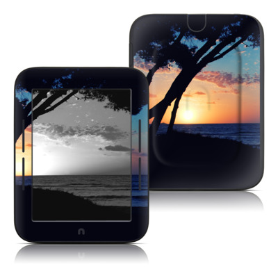 Barnes and Noble Nook Touch Skin - Mallorca Sunrise