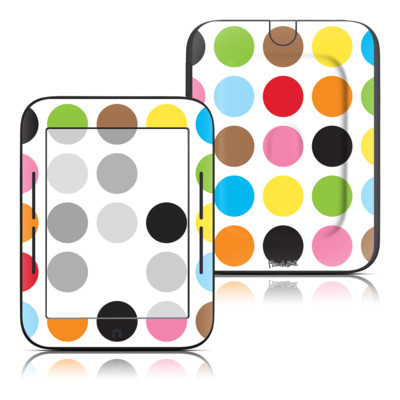 Barnes and Noble Nook Touch Skin - Multidot