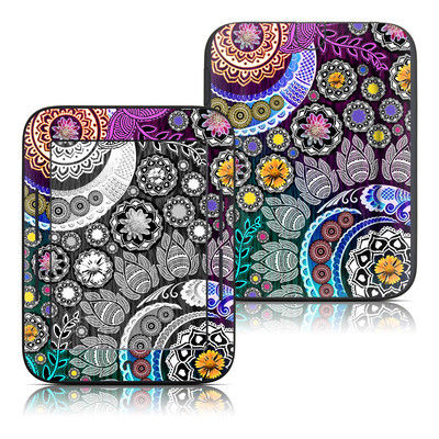 Barnes and Noble Nook Touch Skin - Mehndi Garden