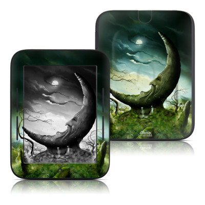 Barnes and Noble Nook Touch Skin - Moon Stone