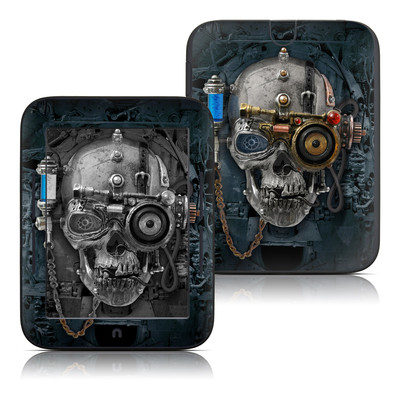 Barnes and Noble Nook Touch Skin - Necronaut