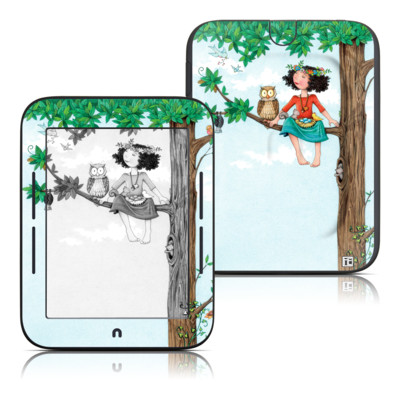Barnes and Noble Nook Touch Skin - Never Alone