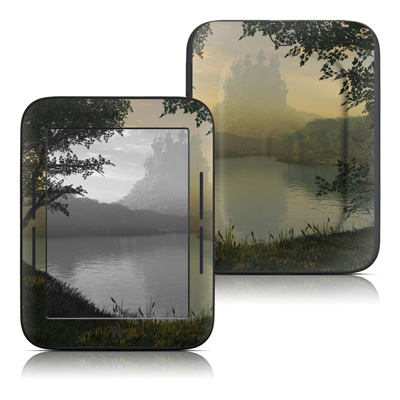 Barnes and Noble Nook Touch Skin - Once Upon A Time