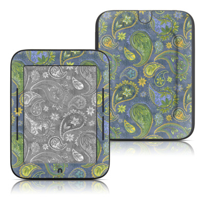 Barnes and Noble Nook Touch Skin - Pallavi Paisley