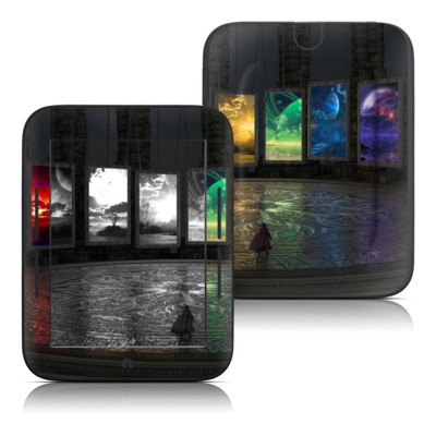 Barnes and Noble Nook Touch Skin - Portals