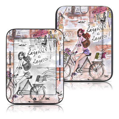 Barnes and Noble Nook Touch Skin - Ragazze e Ragazzi