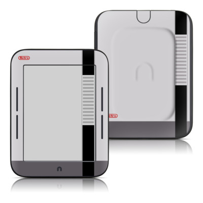 Barnes and Noble Nook Touch Skin - Retro Horizontal
