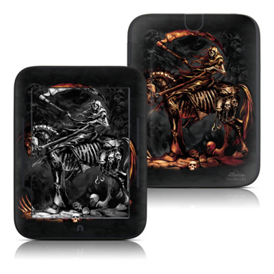 Barnes and Noble Nook Touch Skin - Scythe