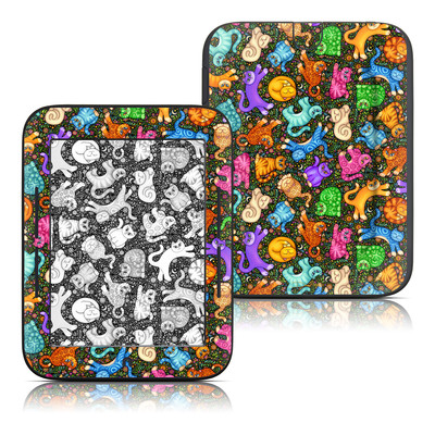 Barnes and Noble Nook Touch Skin - Sew Catty