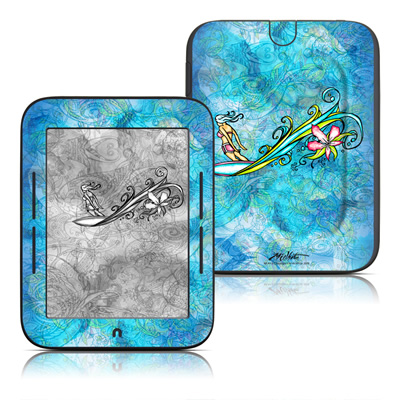 Barnes and Noble Nook Touch Skin - Soul Flow