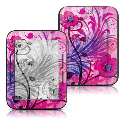 Barnes and Noble Nook Touch Skin - Spring Breeze