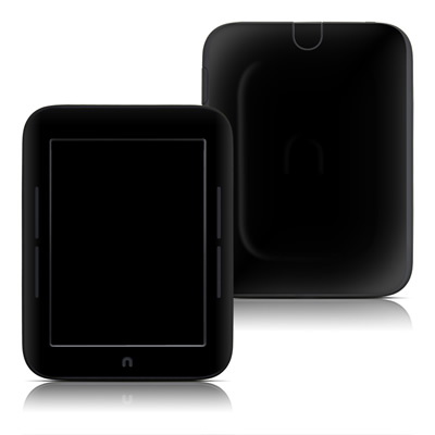 Barnes and Noble Nook Touch Skin - Solid State Black