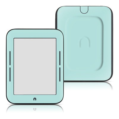 Barnes and Noble Nook Touch Skin - Solid State Mint