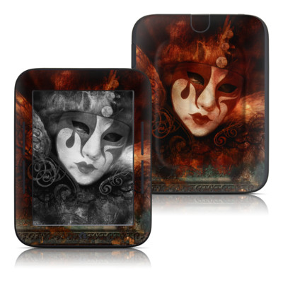 Barnes and Noble Nook Touch Skin - To Rise Above