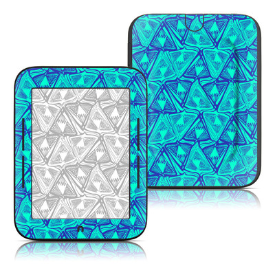 Barnes and Noble Nook Touch Skin - Tribal Beat