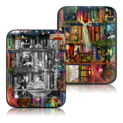 Barnes and Noble Nook Touch Skin - Treasure Hunt