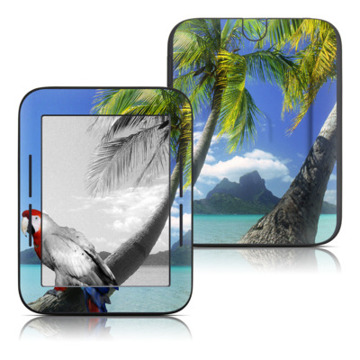 Barnes and Noble Nook Touch Skin - Tropics