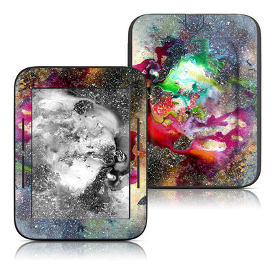 Barnes and Noble Nook Touch Skin - Universe