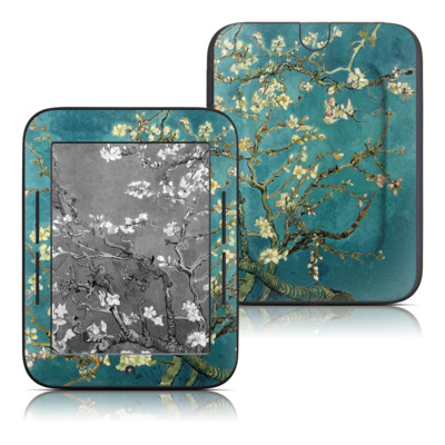 Barnes and Noble Nook Touch Skin - Blossoming Almond Tree