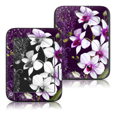 Barnes and Noble Nook Touch Skin - Violet Worlds