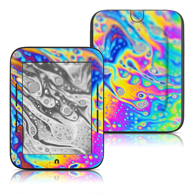 Barnes and Noble Nook Touch Skin - World of Soap