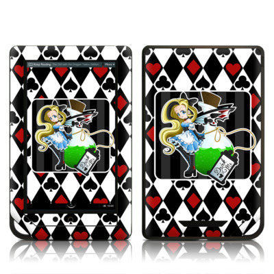 Barnes and Noble NOOK Tablet Skin - Alice