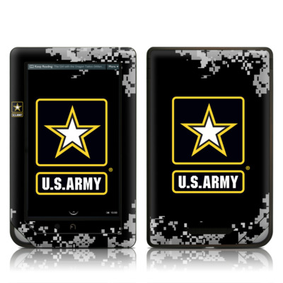 Barnes and Noble NOOK Tablet Skin - Army Pride