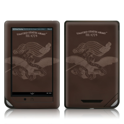 Barnes and Noble NOOK Tablet Skin - Army Preserved