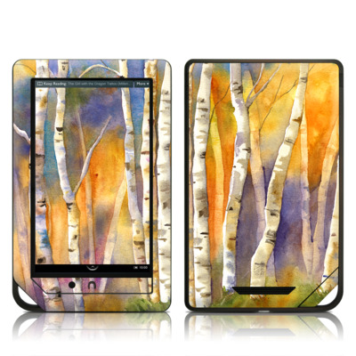 Barnes and Noble NOOK Tablet Skin - Aspens