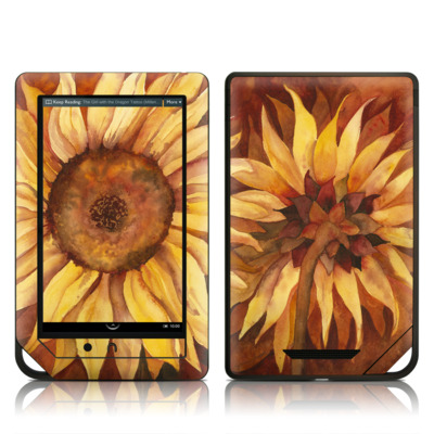Barnes and Noble NOOK Tablet Skin - Autumn Beauty