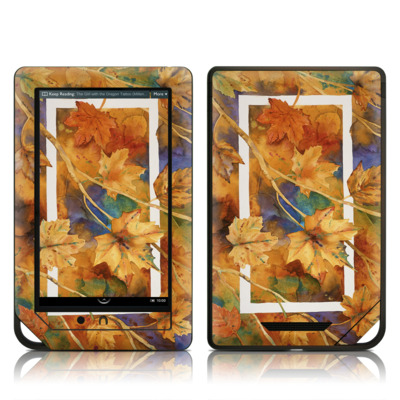 Barnes and Noble NOOK Tablet Skin - Autumn Days