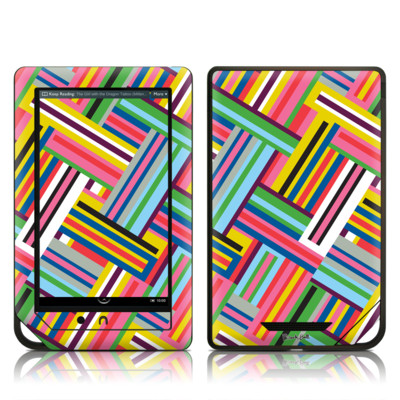 Barnes and Noble NOOK Tablet Skin - Bandi