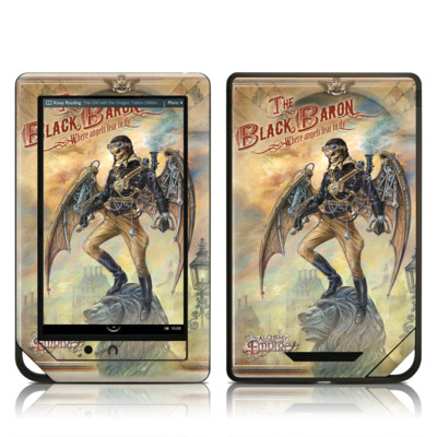 Barnes and Noble NOOK Tablet Skin - The Black Baron