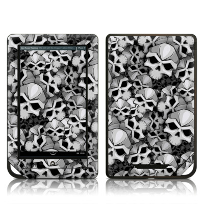 Barnes and Noble NOOK Tablet Skin - Bones
