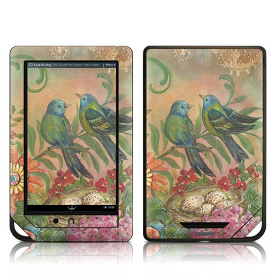 Barnes and Noble NOOK Tablet Skin - Splendid Botanical