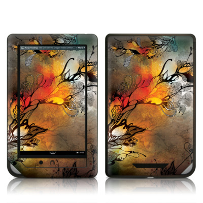 Barnes and Noble NOOK Tablet Skin - Before The Storm