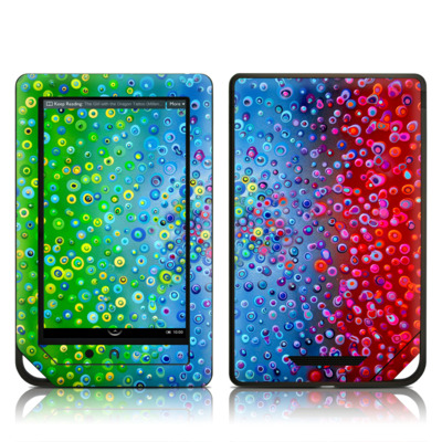 Barnes and Noble NOOK Tablet Skin - Bubblicious