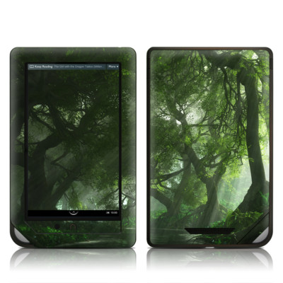 Barnes and Noble NOOK Tablet Skin - Canopy Creek Spring