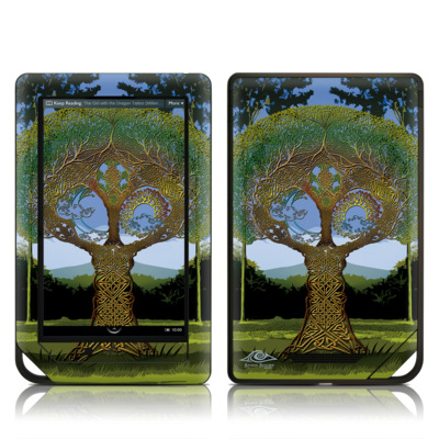 Barnes and Noble NOOK Tablet Skin - Celtic Tree