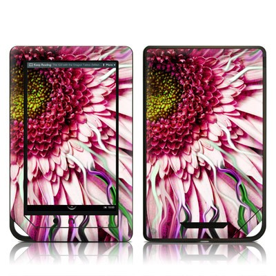 Barnes and Noble NOOK Tablet Skin - Crazy Daisy