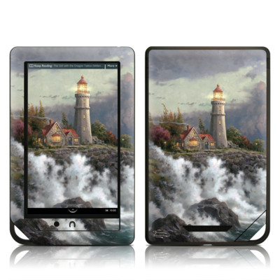 Barnes and Noble NOOK Tablet Skin - Conquering Storms